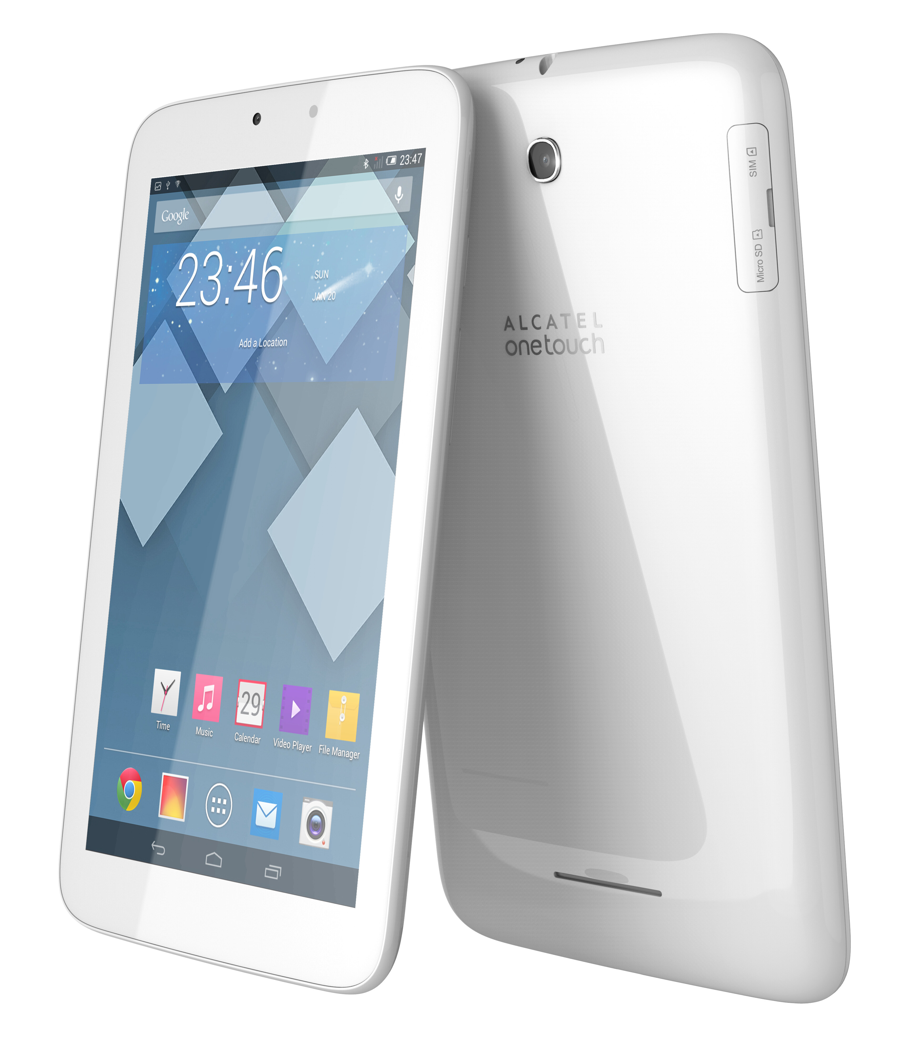 Alcatel unveils the OneTouch POP 7S tablet with 4G LTE connectivity and Android 4.4 KitKat