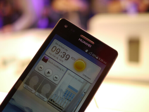 Huawei Ascend G6 hands-on gallery