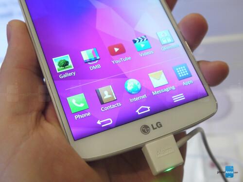 LG G Pro 2 photos