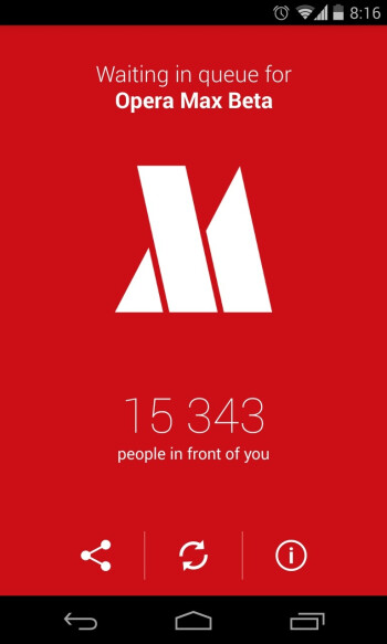 Opera Max, a free data-saving app, now rolling out to Android users