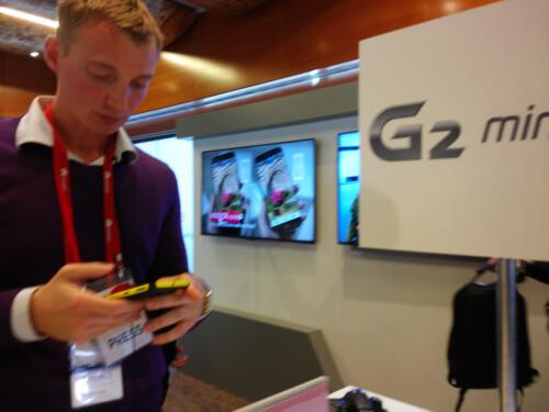 LG G2 mini early camera samples