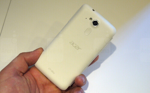 Acer Liquid Z4 hands-on: full-fledged Android phone with a 2-digit price tag