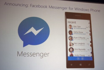 Facebook Messenger coming to Windows Phone