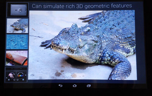 Fujitsu is working to offer more realistic haptic touch next year