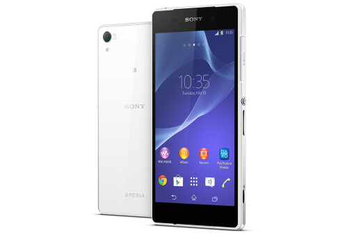 "Sony Xperia Z2 is here! 5.2"" display, 4K video, stereo speakers, and 3 GB of RAM"