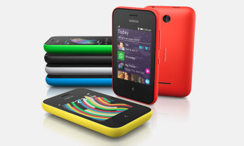 """The most affordable touch device ever"" announced at MWC – meet the Nokia Asha 230"