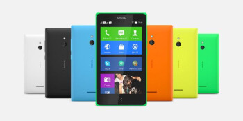 Nokia XL announced: forked Android on a 5-inch Nokia