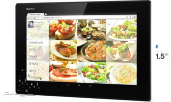 Sony Xperia Z2 Tablet specs review