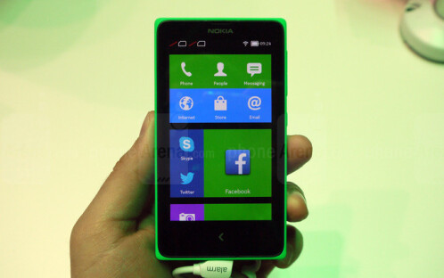 Nokia X and Nokia X+ hands-on: a promising start