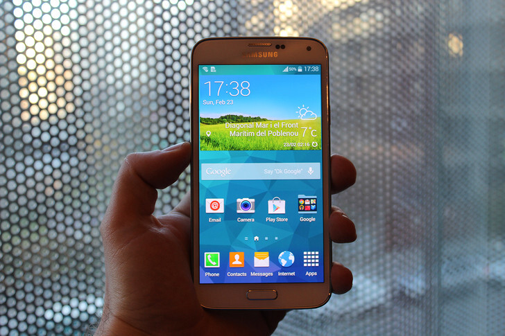 size 40 05ee7 55b9e The Samsung Galaxy S5 leaks in its full, high-resolution glory ...