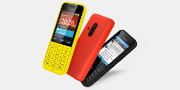 The Nokia 220, a $40 connected feature-phone, brings the low in low-cost