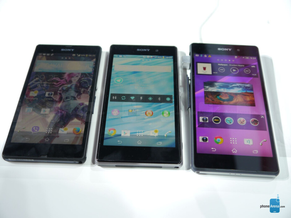 Sony Xperia Z2 hands-on: pushing the limits