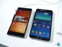 Sony-Xperia-Z2-vs-Samsung-Galaxy-Note-3-1