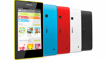 Nokia X appears on the Basemark OS database, on par with the HTC Desire 600 and... the Lumia 1520