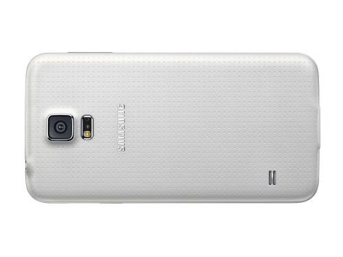 Skip a beat! Waterproof Samsung Galaxy S5 unveiled with a heart rate sensor and Finger Scanner