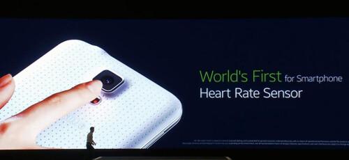 Heart beat sensor