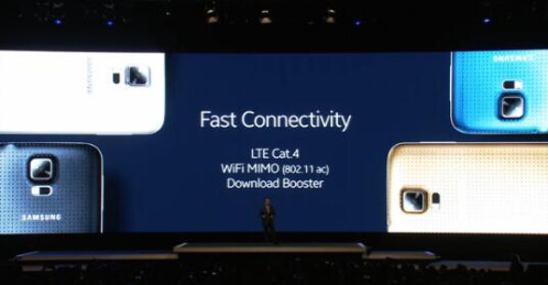 LTE-Advanced support