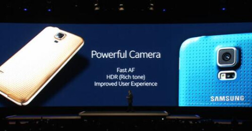 4K video recording and new camera features