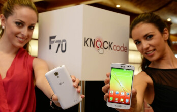 LG F70 runs Android 4.4 KitKat, targets new LTE users