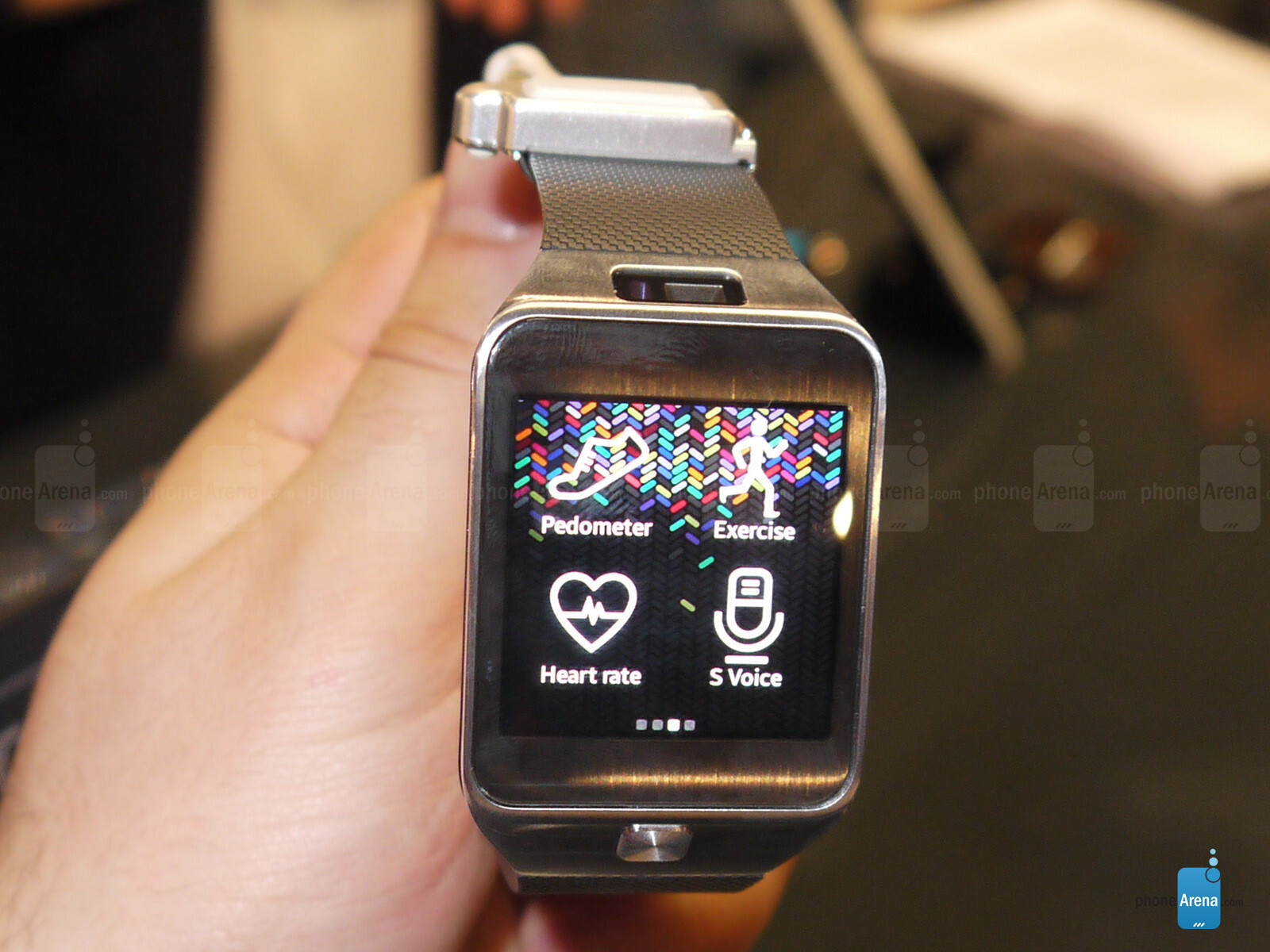 Samsung Introduced Its Smartwatch, The Galaxy Gear