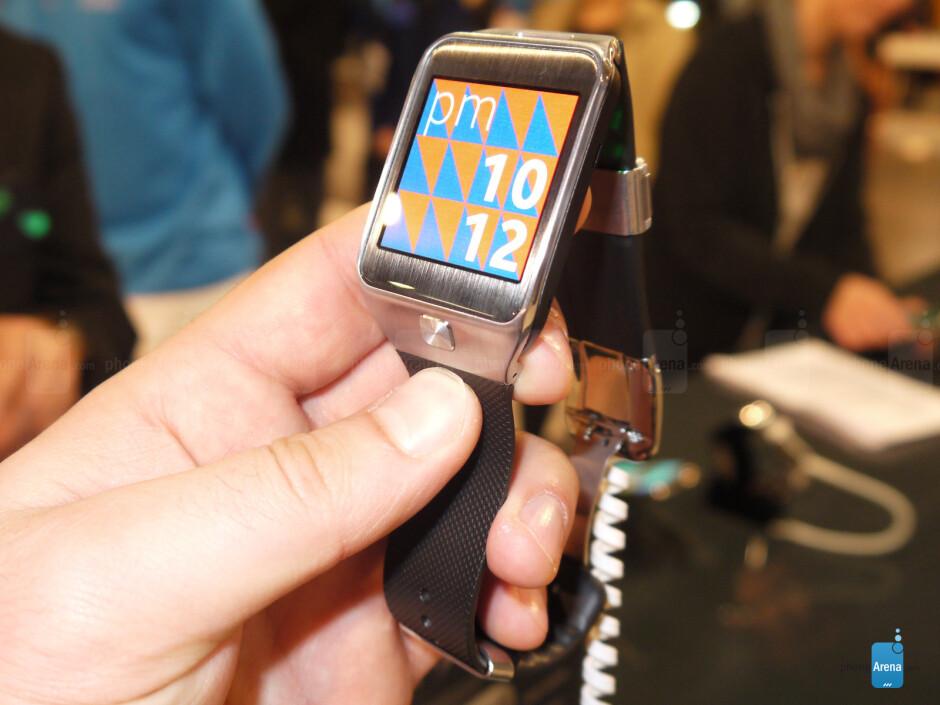 Samsung Galaxy Gear 2 hands-on
