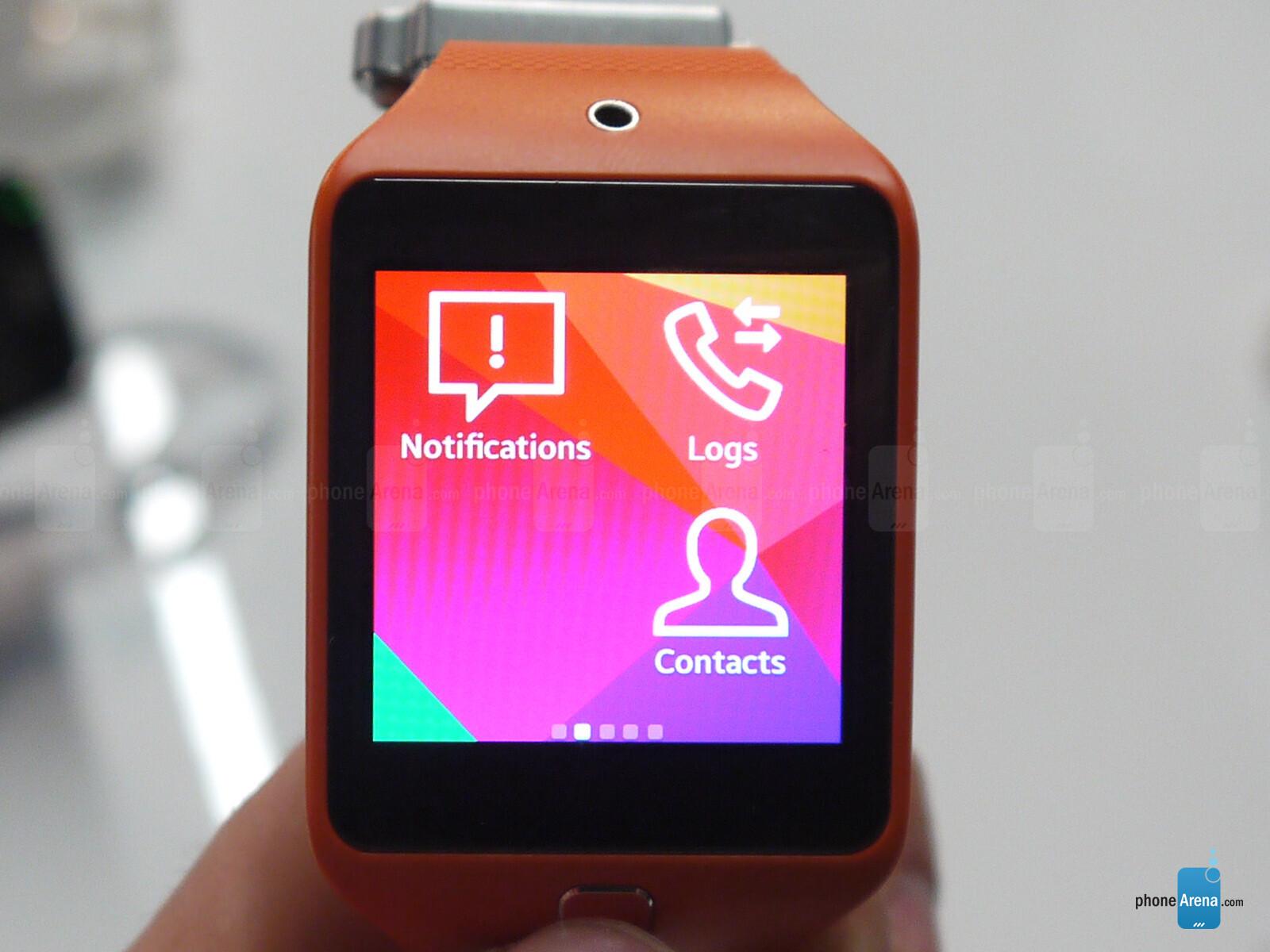 SAMSUNG GEAR NEO 2 IPHONE