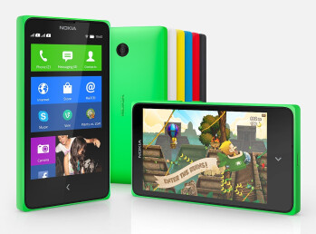 Starting at €89 for the Nokia X and topping out at €109 for the Nokia XL this new line of phones will succeed in their intended