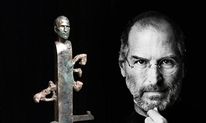 ... statue in memory of Steve Jobs will grace Apple's HQ in Cupertino