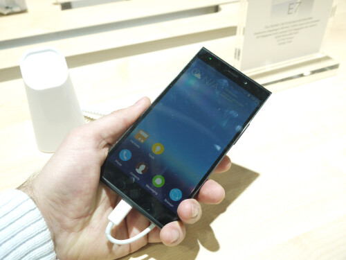 Gionee Elife E7 hands-on gallery