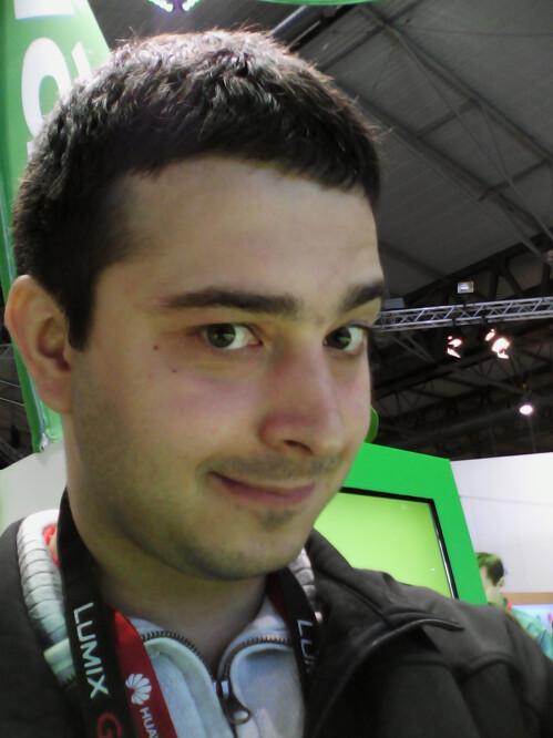 Nokia XL camera samples