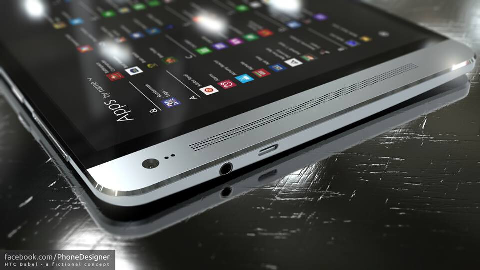 Dual-boot HTC Babel tablet concept brings Android and ...