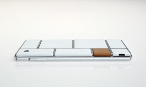 Back of Project Ara handset