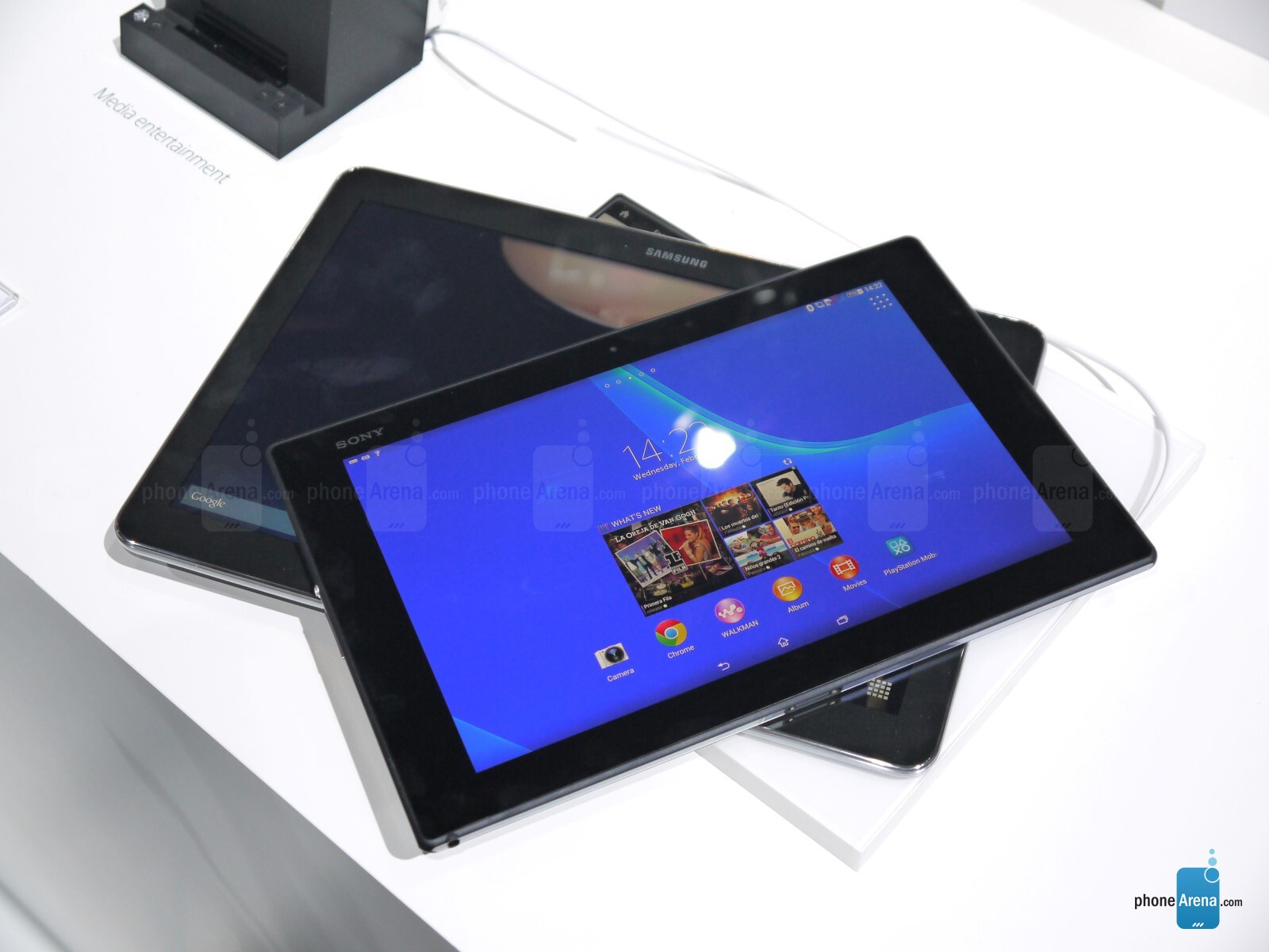 Samsung Galaxy Note 12.2-First Image
