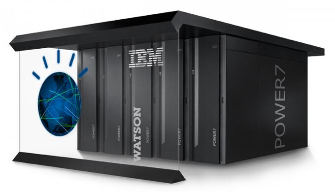 IBM wants to bring the computing power of the Watson supercomputer to mobile devices