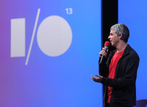 Google I/O - On the road to becoming the world's biggest company (June, 25-27)