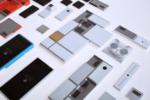 "Google - Project Ara aims to bring the ""Lego"" phone dream to reality (Dev conference, April 15-16)"