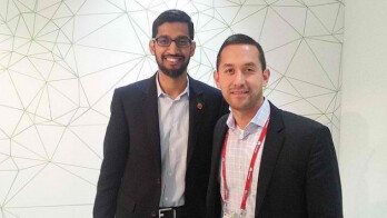 Google's Sundar Pichai says Galaxy S6 will run Android, no new Nexus phone before Q3 2014