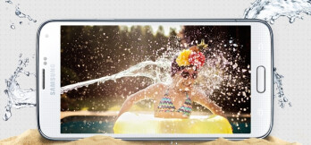 "Sony ""not worried"" about the fact that Samsung's Galaxy S5 is water resistant"