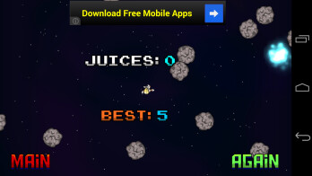 'S'up, space pilot?' Roid Rage Android game review