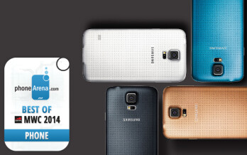 Best smartphone of MWC 2014: PhoneArena awards