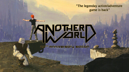 Another World - $0.99 from $1.99