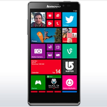 Windows Phone 8.1 handset made by Lenovo to be released this summer?
