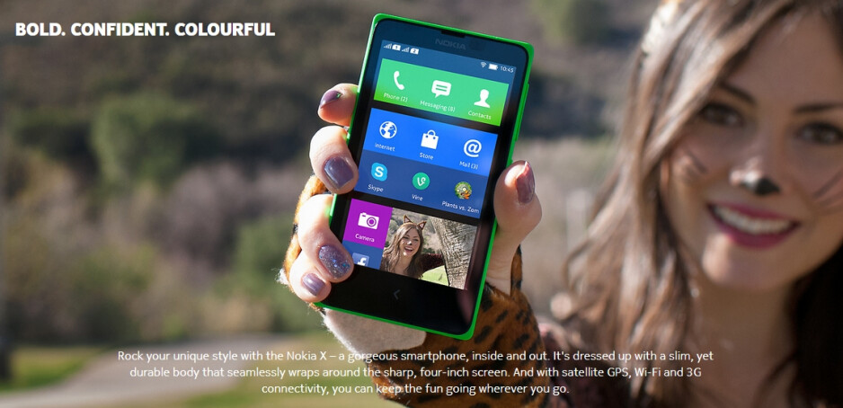 Yes, Nokia's X phones are Android-based, but will regular users know, or care?