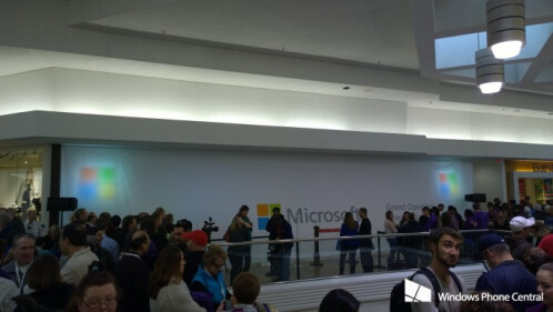 Microsoft Store Grand Opening in Connecticut
