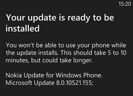 Nokia pushes out an update for the Nokia Lumia 1520 - Firmware update pushed out for Nokia Lumia 1520