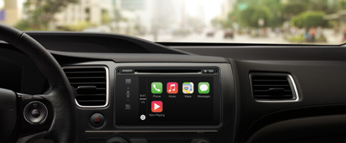 Apple unveils CarPlay mode for safer, easier iPhone usage in your Ferrari... or Corolla