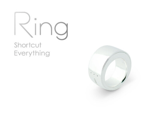 Logbar's Ring wearable jewel could be the one to rule them all