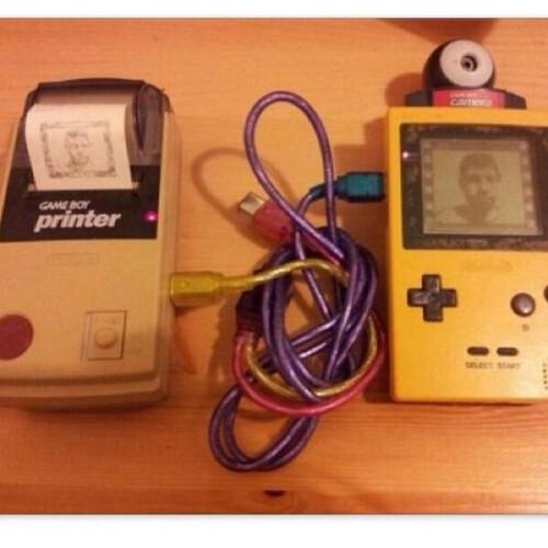The Nintendo selfie