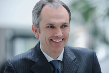 Luca Maestri, Apple's next CFO.