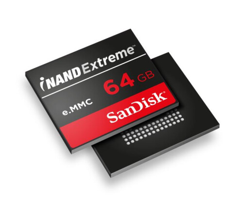 SanDisk unveils the world's 128GB microSD card